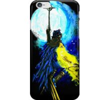 Raziel atop a steeple iPhone Case/Skin
