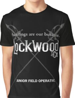 Junior Field Operative(Pt 2) Graphic T-Shirt