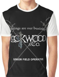Junior Field Operative(Pt 1) Graphic T-Shirt