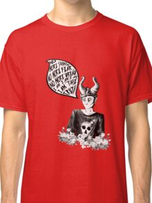 Small Red Boy Classic T-Shirt