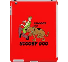 Scooby Doo - Shaggy - Cartoon iPad Case/Skin