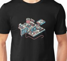 Motherboard Unisex T-Shirt