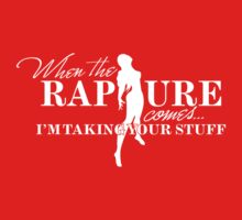 When the Rapture Comes… (Dark) by Robyn California