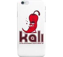 KALI SAUCE iPhone Case/Skin