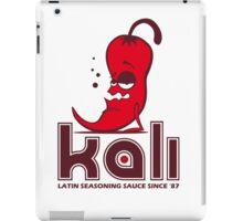 KALI SAUCE iPad Case/Skin
