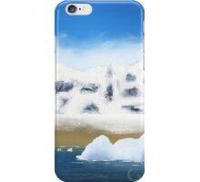 Antarctic Isle iPhone Case/Skin