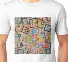 Abstract composition 500 Unisex T-Shirt