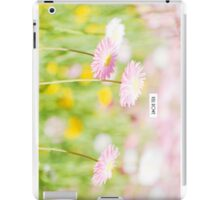 Spring fling iPad Case/Skin