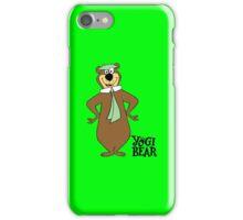 Yogi Bear - Bbo Bear - Cartoo iPhone Case/Skin