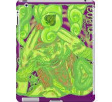 Ganja Guardians #21: SourOG {Trippy} iPad Case/Skin