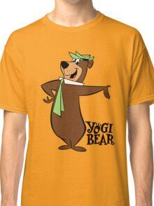 Yogi Bear - Bbo Bear - Cartoon Classic T-Shirt