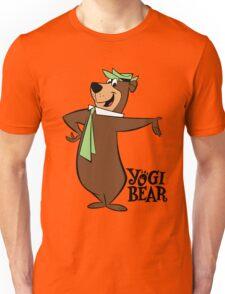 Yogi Bear - Bbo Bear - Cartoon Unisex T-Shirt