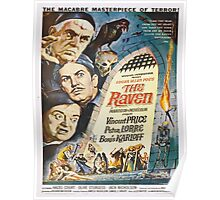 Vintage poster - The Raven Poster