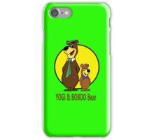 Yogi Bear - Bbo Bear - Cartoon iPhone Case/Skin