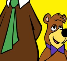Yogi Bear - Bbo Bear - Cartoon Sticker