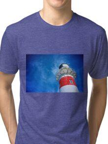 Lighthouse 3 Tri-blend T-Shirt