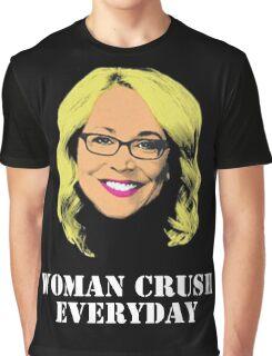 Doris Burke Woman Crush Everyday Drake  Graphic T-Shirt