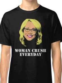 Doris Burke Woman Crush Everyday Drake  Classic T-Shirt
