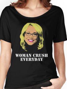 Doris Burke Woman Crush Everyday Drake  Women's Relaxed Fit T-Shirt