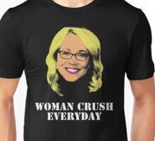 Doris Burke Woman Crush Everyday Drake  Unisex T-Shirt