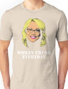 Doris Burke Woman Crush Everyday Drake  Unisex T-Shirt