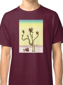 Psychedelic Desert Plant Classic T-Shirt