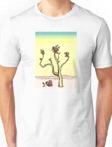 Psychedelic Desert Plant Unisex T-Shirt