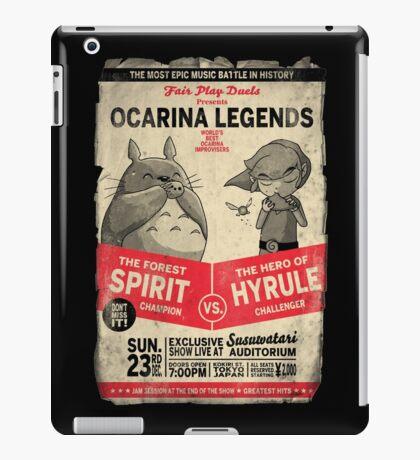 Ocarina Legends iPad Case/Skin