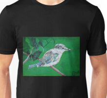 Kingfisher with sparkle Unisex T-Shirt