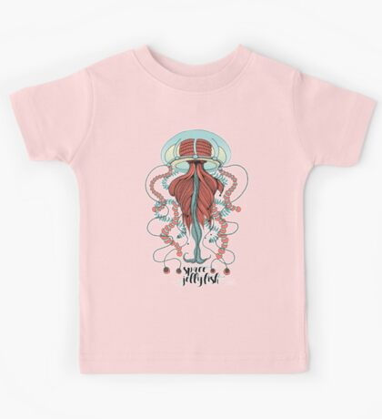 Space Jellyfish (Dr Seuss Inspired) Kids Clothes