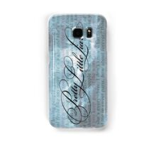 Pretty Little Liars Quotes  Samsung Galaxy Case/Skin