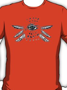 blue eye flight T-Shirt