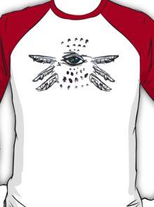 blue eye flight T-Shirt