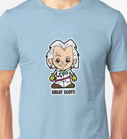 lil Doc Brown Unisex T-Shirt