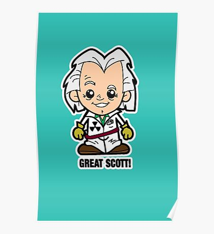 lil Doc Brown Poster