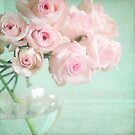 Pink Roses by Lyn  Randle
