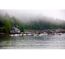 Hidden Cove Photographic Print