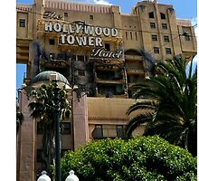 Hollywood Tower of Terror by bpb7711