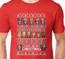 Lil 80s Cartoon Christmas Jumper Unisex T-Shirt