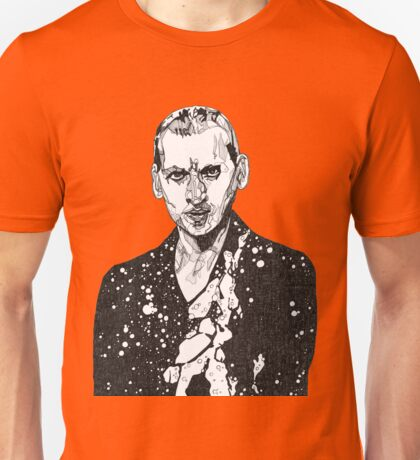 The Doctor Cosmic - Nine  Unisex T-Shirt