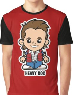 Lil Marty Graphic T-Shirt