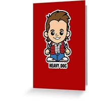 Lil Marty Greeting Card