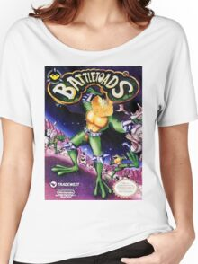 best battletoad nugget mashup 2004 Women's Relaxed Fit T-Shirt