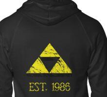Fan Base - Established 1986 Zipped Hoodie