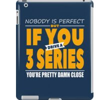 BMW 3 Series iPad Case/Skin