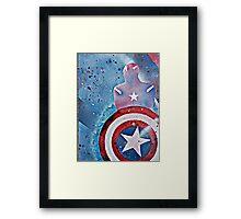 Oh Captain, My Captain Framed Print