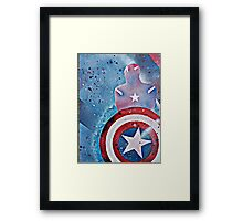 Oh Captain, My Captain Framed Print