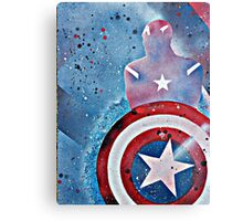 Oh Captain, My Captain Canvas Print