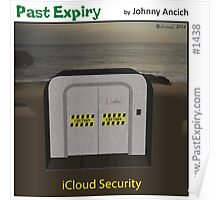 Cartoon :  iCloud Security Poster