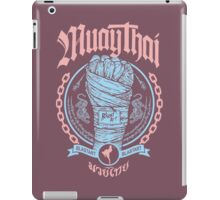 Muay Thai Fist iPad Case/Skin